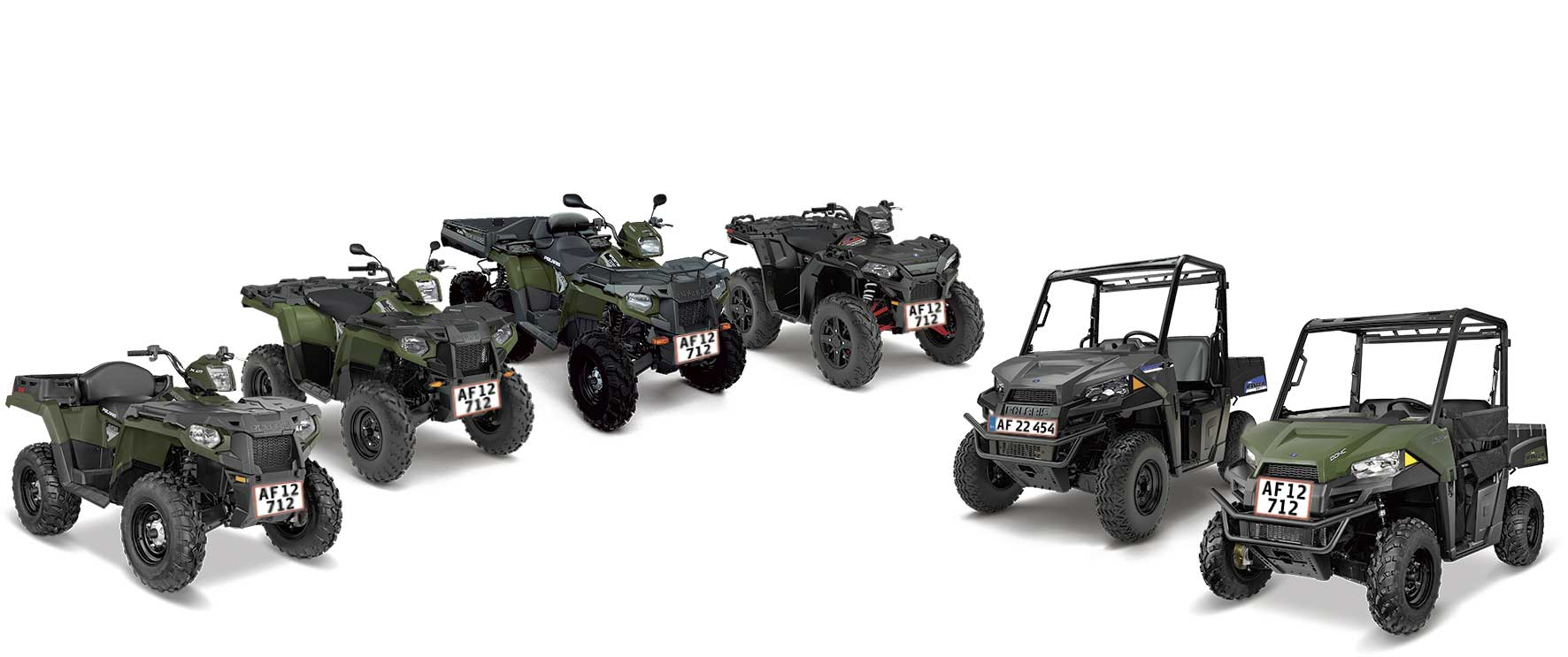POLARIS ATV/UTV!